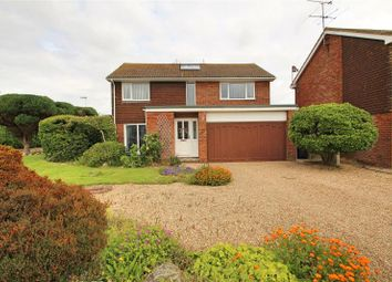 Thumbnail 4 bed detached house for sale in Alinora Drive, Goring By Sea, Worthing