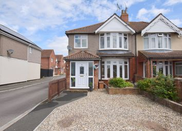 Thumbnail 4 bedroom semi-detached house for sale in Oxford Road, Swindon, Wiltshire