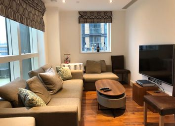Thumbnail 2 bedroom flat to rent in Lincoln Plaza, Canary Wharf