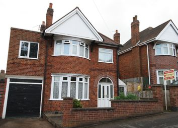 Ainsdale Road, Leicester LE3. 4 bed detached house for sale