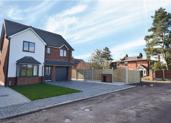 4 bed detached house for sale in Whitchurch Road, Wem, Shrewsbury SY4