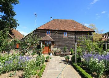 Thumbnail 4 bed detached house to rent in Cranbrook Road, Fosten Green, Biddenden, Kent