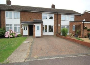 Thumbnail 2 bedroom terraced house to rent in Garden Walk, Royston