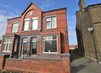 Thumbnail 4 bed semi-detached house for sale in Huddersfield Road, Stalybridge