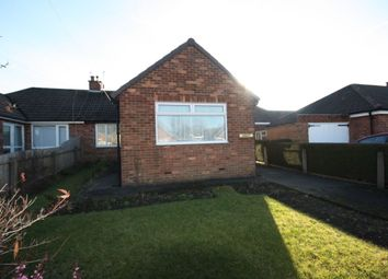 Thumbnail 2 bed bungalow for sale in Rectory Close, Guisborough