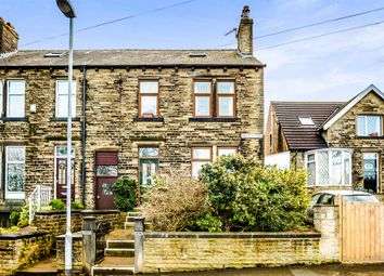 Thumbnail 4 bedroom end terrace house for sale in Thornfield Road, Beaumont Park, Huddersfield