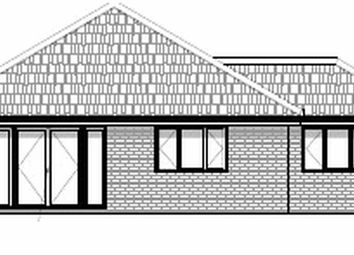 Thumbnail 3 bed detached bungalow for sale in Beaconsfield Road, Kessingland, Lowestoft