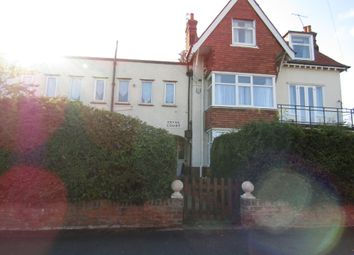 Thumbnail 2 bed flat to rent in Connaught Avenue, Frinton-On-Sea