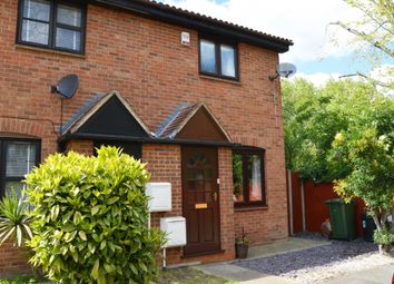 Thumbnail 2 bedroom end terrace house for sale in Mansard Close, Hornchurch
