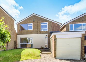 Thumbnail 3 bedroom detached house for sale in Coverside Road, Great Glen, Leicester