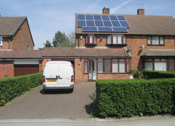 Thumbnail 3 bed semi-detached house to rent in Silver Birch Road, Birmingham