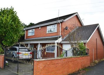Thumbnail 4 bed detached house to rent in Warrington Road, Leigh