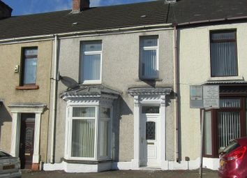 Thumbnail 3 bed terraced house to rent in Martin Street, Morriston, Swansea.
