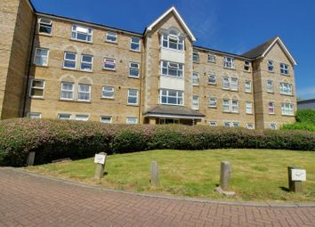 Thumbnail 2 bed flat for sale in Cobham Close, Enfield