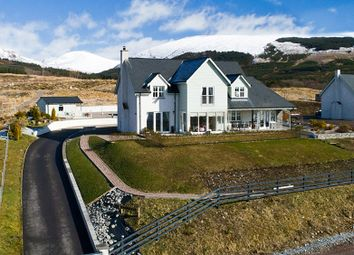 Thumbnail 4 bed detached house for sale in Kinlocheil, By Fort William