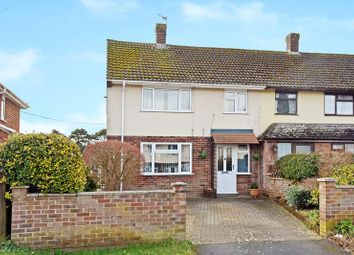 Thumbnail 3 bed semi-detached house for sale in Stockham Way, Wantage