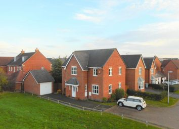 Thumbnail 4 bed detached house for sale in Delamere Close, Wychwood Village, Weston