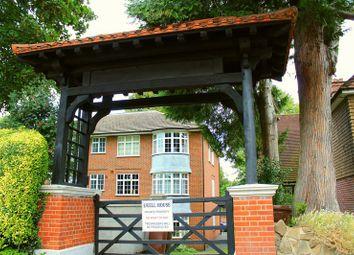 Thumbnail 2 bed flat for sale in Ewell House, Ewell House Grove, Ewell, Epsom