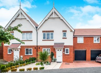 Thumbnail 4 bedroom end terrace house for sale in Offord Grove, Leavesden, Watford