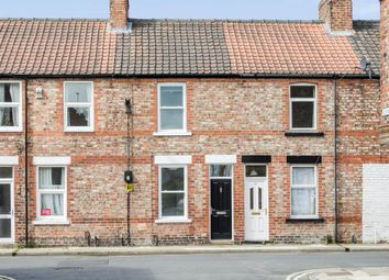 Thumbnail 3 bed terraced house to rent in Earle Street, York
