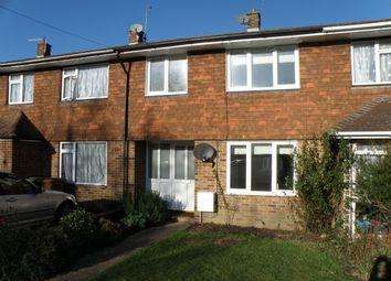 Thumbnail 3 bed terraced house to rent in Sebastopol Lane, Whetsted Road, Five Oak Green, Tonbridge