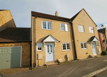 Thumbnail 3 bed terraced house for sale in The Barns, Littleport