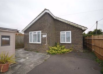 Thumbnail 3 bed detached bungalow for sale in Roman Road, Aldington, Ashford