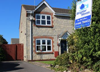 Thumbnail 3 bedroom property for sale in Heol Y Fro, Llantwit Major