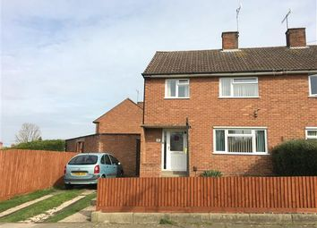 Thumbnail 3 bed semi-detached house for sale in Coltsfoot Road, Ipswich