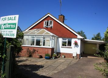 Thumbnail 4 bedroom detached bungalow for sale in Oak Close, Ottery St. Mary