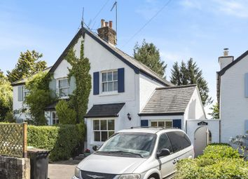 Thumbnail 2 bed cottage to rent in Church Road, Windlesham