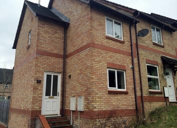 Thumbnail 2 bed end terrace house to rent in Clos Y Carlwm, Thornhill, Cardiff
