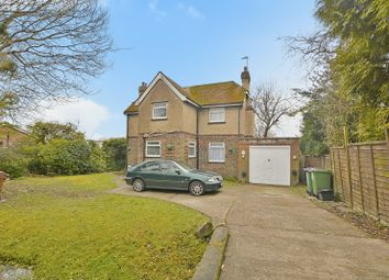 Thumbnail 3 bed detached house for sale in Burmarsh Road, Hythe