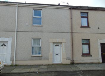 Thumbnail 2 bed terraced house for sale in Catherine Street, Seaside, Llanelli