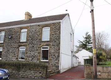 Thumbnail 3 bedroom semi-detached house for sale in Grove Street, Gorseinon, Swansea