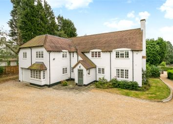 Thumbnail 5 bedroom detached house for sale in Broom Hill, Stoke Poges, Buckinghamshire