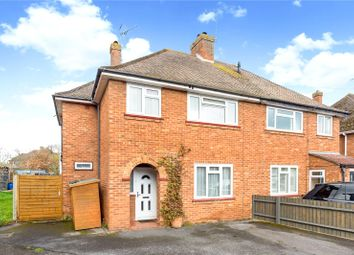 Thumbnail 3 bed semi-detached house for sale in Newfield Gardens, Marlow, Buckinghamshire