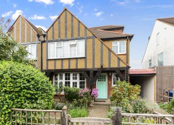 Thumbnail 4 bed semi-detached house for sale in Queen Annes Grove, Ealing
