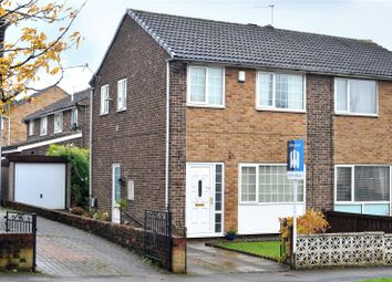 Thumbnail 3 bed semi-detached house for sale in Ashbourne Way, Bradford, West Yorkshire