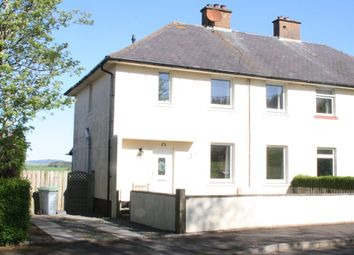 Thumbnail 3 bed semi-detached house for sale in Stirling Crescent, Kirkcudbright
