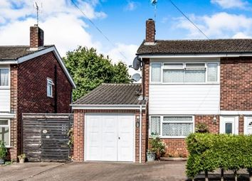Thumbnail 4 bed semi-detached house for sale in Bents Close, Clapham, Bedford, Bedfordshire