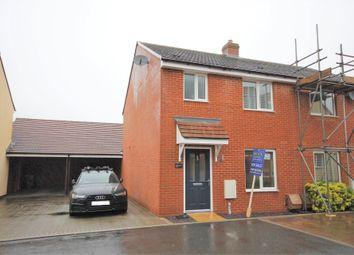 Thumbnail 3 bed semi-detached house for sale in Greenacres Road, Locks Heath, Southampton