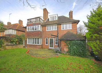 Thumbnail 5 bed terraced house for sale in Wildwood Road, Hampstead Garden Suburbs