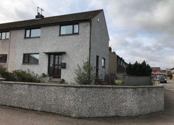 Thumbnail 3 bed end terrace house for sale in Carnie Place, Buckie