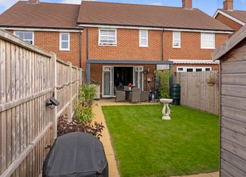 Thumbnail 3 bed terraced house for sale in Plough Lane, Beaumont Place, Petersfield