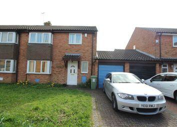 Thumbnail 3 bedroom property to rent in Statham Place, Oldbrook, Milton Keynes