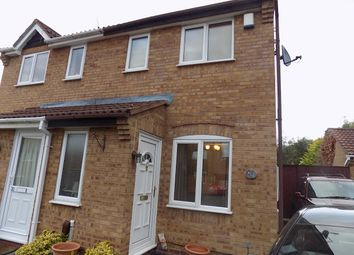 Thumbnail 2 bed semi-detached house to rent in Perivale Way, Stourbridge
