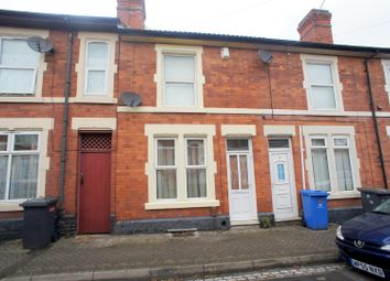 Thumbnail 2 bedroom terraced house to rent in Wolfa Street, Derby