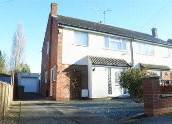 Thumbnail 3 bed semi-detached house for sale in Staverton Road, Werrington, Peterborough, Cambridgeshire