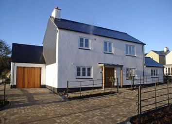 Thumbnail 3 bed detached house for sale in Bretteville Close, Chagford, Newton Abbot